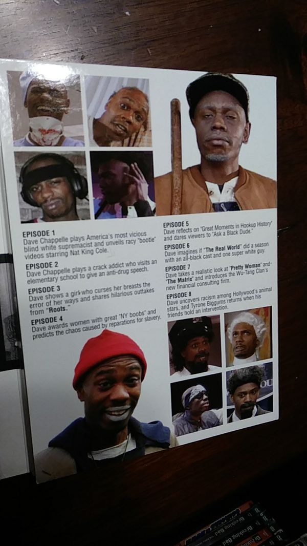 Dave chappelle hook up history