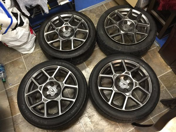 Acura TL TypeS Rims Wheels For Sale In Manassas VA OfferUp - Acura tl type s wheels