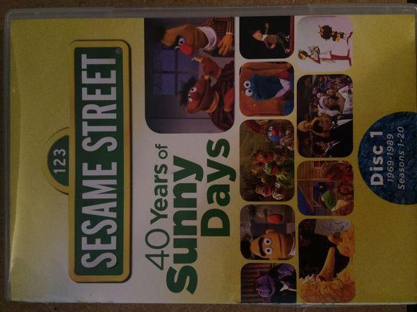 Sesame Street Seasons 1-40 for Sale in Palm Bay, FL - OfferUp