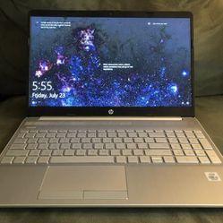 "HP 15-dw2025cl 15.6"" T/S Laptop -- Intel Core i5-1035G1**12GB**1TB HDD**Win 10 Thumbnail"