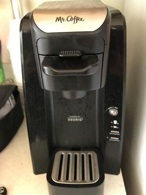 Mr. Coffee Keurig Kcup coffee maker for Sale in Manassas, VA