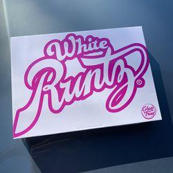 White Runts Glow Tray Thumbnail