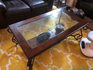 Coffee and end tables for Sale in Arlington, VA