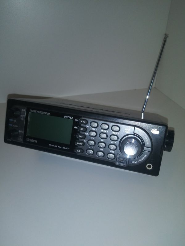 Uniden bearcat police scanner for Sale in Vancouver, WA - OfferUp