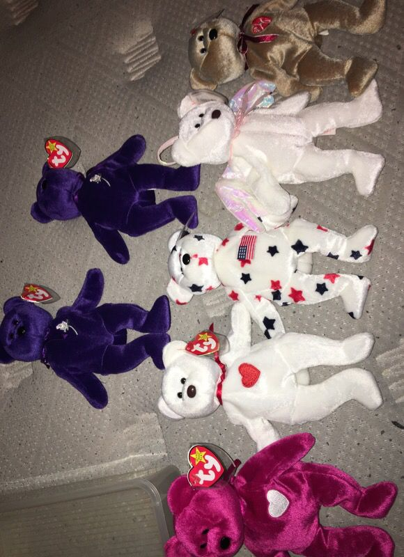 Collectable TY Beanie Babies (Clothing   Shoes) in Woodbury b16d06b610f