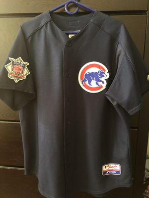 e7e3ac3b334 Authentic Majestic Chicago Cubs Jersey - Men's Large for Sale in Chicago, IL