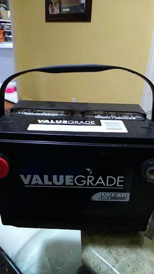 Car battery new for Sale in Queens, NY