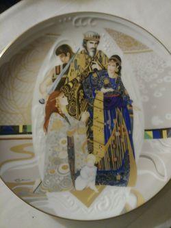 Plate, The Judgement of Solomon Thumbnail