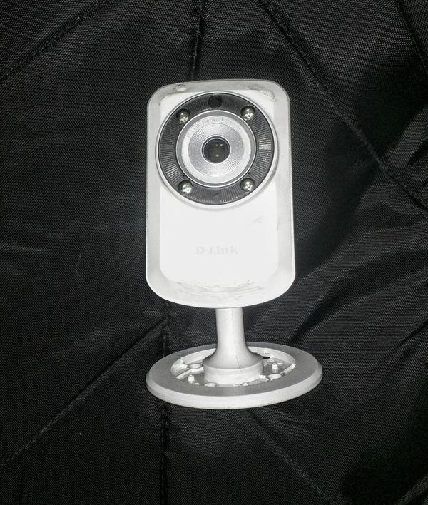 D-Link DCS-933L IP WEBCAM/SECURITY/MOTION DET for Sale in Oklahoma City, OK  - OfferUp