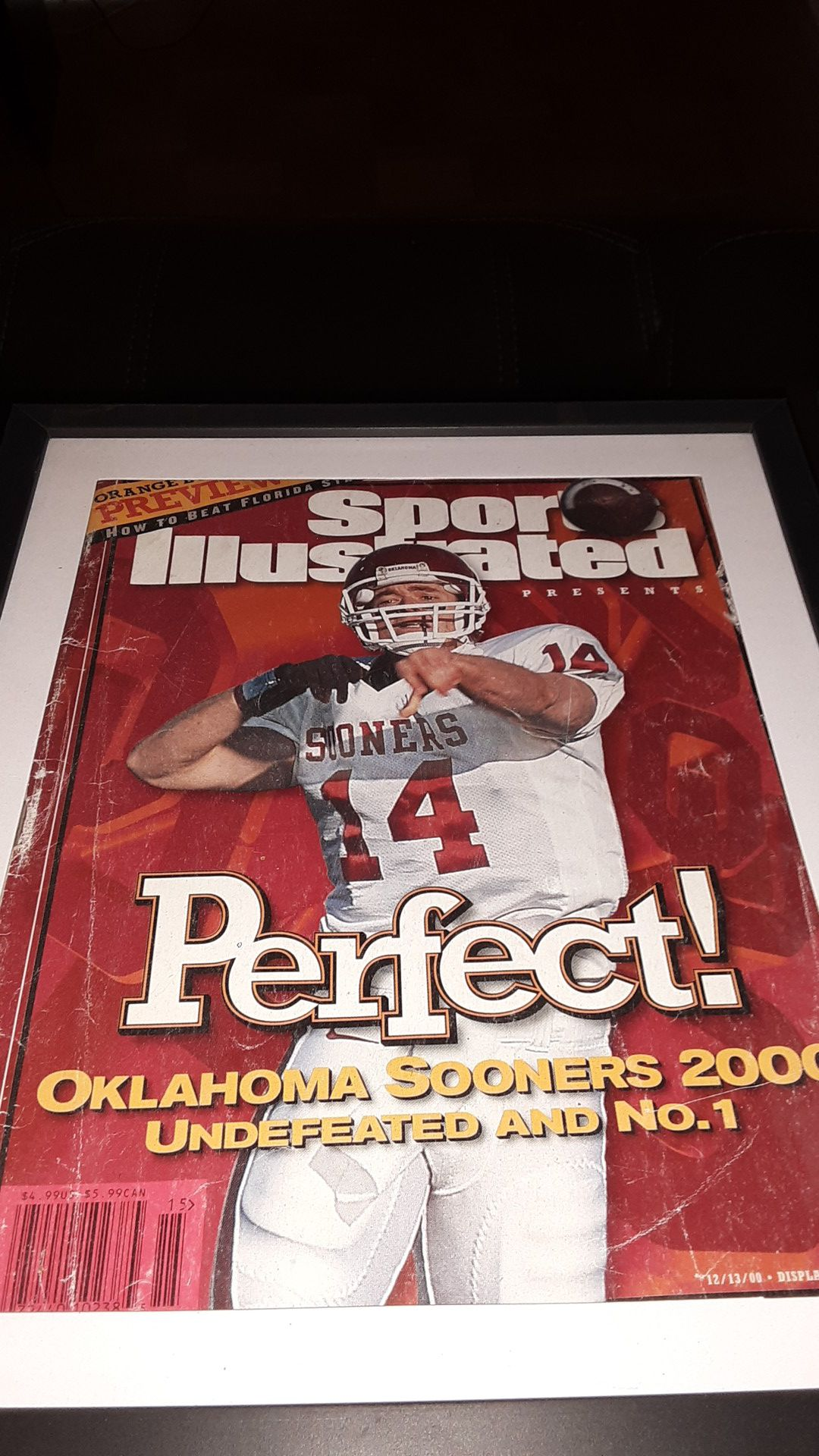 2 Sooners on sports illustrated