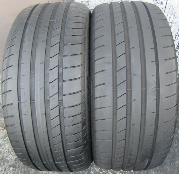 2-Goodyear Eagle 245-40-19 For Sale In Davie, FL