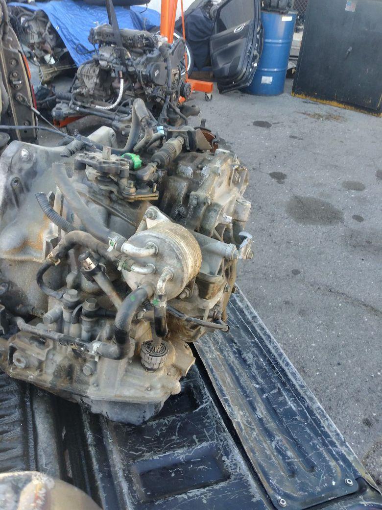 2009 nissan cube engine and transmission cvt 90 day warranty