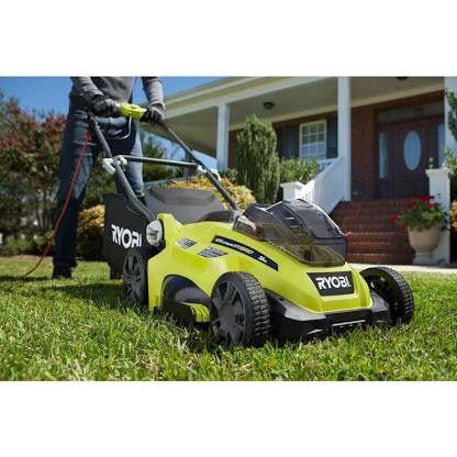 Ryobi 18v Hybrid 16 Lawn Mower