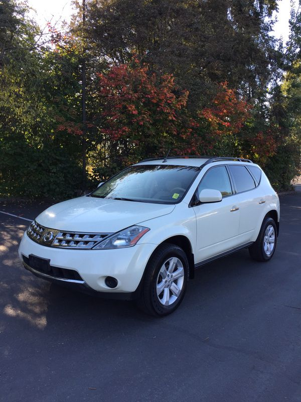nissan murano 2006 s awd low miles for sale in university place wa offerup. Black Bedroom Furniture Sets. Home Design Ideas