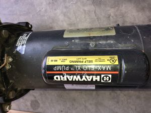 Hayward Max Flow Swimming Pool and Spa Pump for Sale in Phoenix, AZ