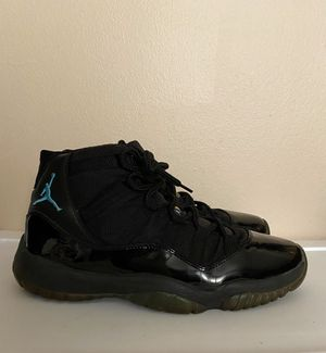 Photo Air Jordan Retro 11 'Gamma Blue' Size 10
