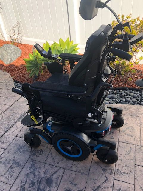 Permobil M3 wheelchair 2019 like new