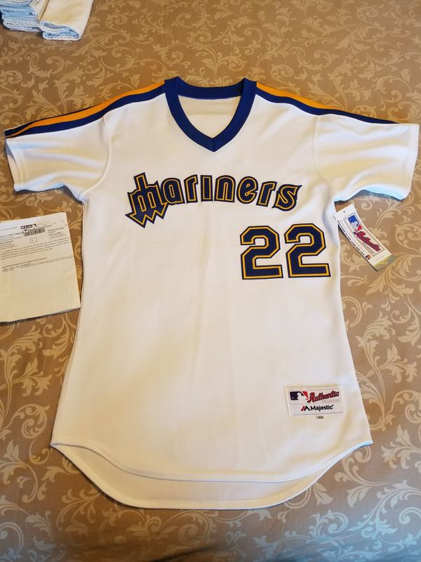 abbc7f4970108f Seattle Mariners Robinson Canó jersey for Sale in Puyallup