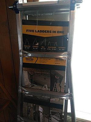 Five ladders in one for Sale in Loughman, FL