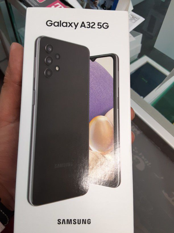 A32 5G New Unlocked No Credit Needed Pay Low down