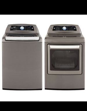 Kenmore Elite Washer and Dryer 796 model for Sale in Hyattsville, MD