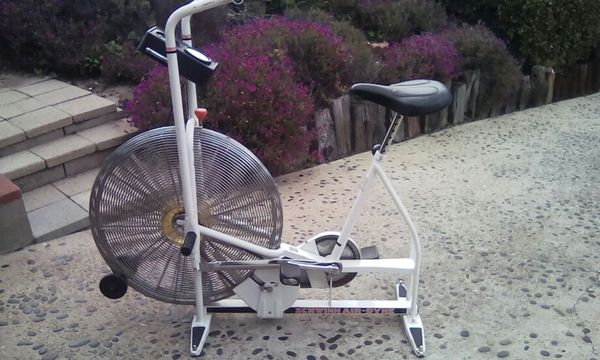 Vintage Schwinn Airdyne Exercise Bike For Sale In San
