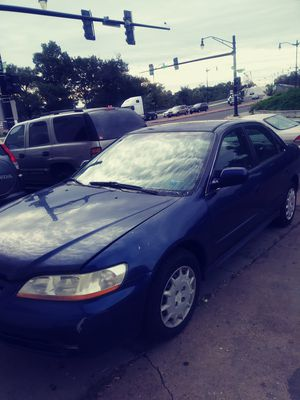 01 Honda Accord LX 10WR Run Good 112.000 for Sale in Washington, DC