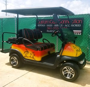 CLUB CAR PRECEDENT GOLF CARTS for Sale in Hialeah, FL - OfferUp Custom Beach Themed Golf Carts on beach themed entertainment, beach themed shoes, beach themed doors, beach themed cabinets, beach themed signs, texas beach golf carts, beach themed cars, beach themed fencing, beach cart wheels, beach themed apartments, palm beach golf carts, beach themed hardware, beach themed home, beach themed accessories, beach themed golf course, beach themed storage, beach themed office supplies,