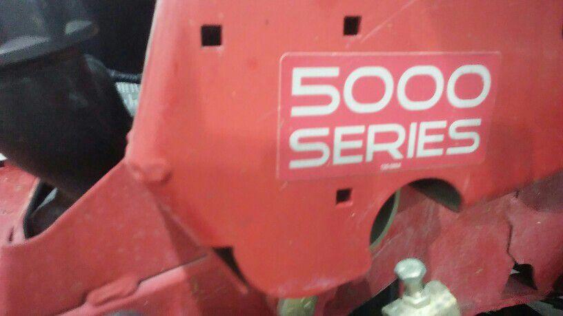 Commercial Toro 5000 series