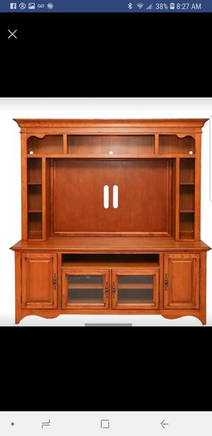 Hutch, tv entertainment, dresser, chest, server, buffet, console table for Sale in Chantilly, VA
