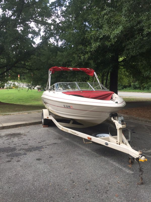 2001 Larson ski boat, with Volvo penta 4 3 fast for Sale in High Point, NC  - OfferUp