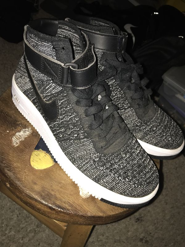 buy online 38561 1b39a Nike af1 high flyknit for Sale in Perris, CA - OfferUp