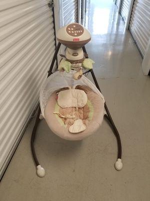 Photo Fisher price baby swing