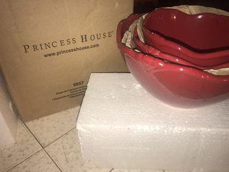 Princess House Bowls Thumbnail