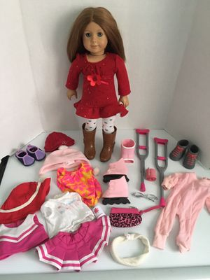Photo American girl doll $40 firm