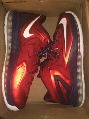 Nike LeBron James still like new for Sale in Temple Hills, MD