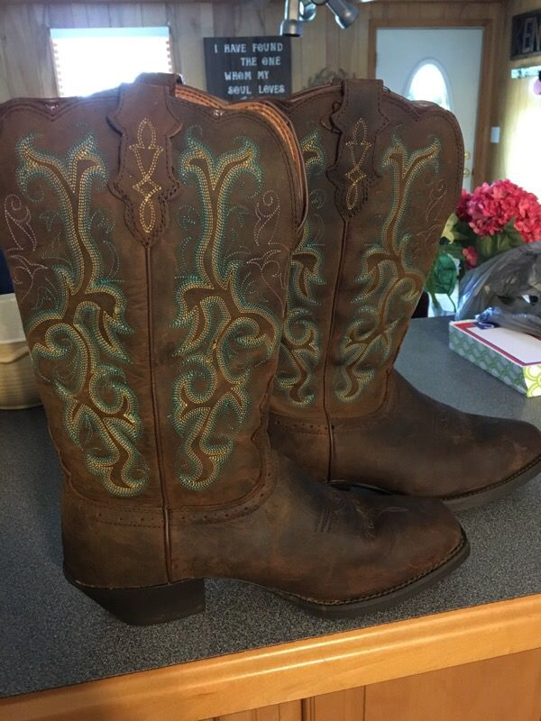 Women's Justin Western Boots