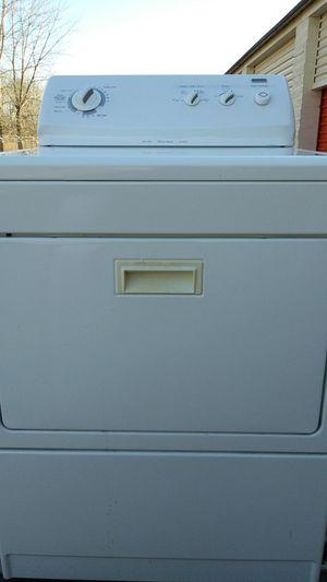 Photo Kenmore elite electric dryer