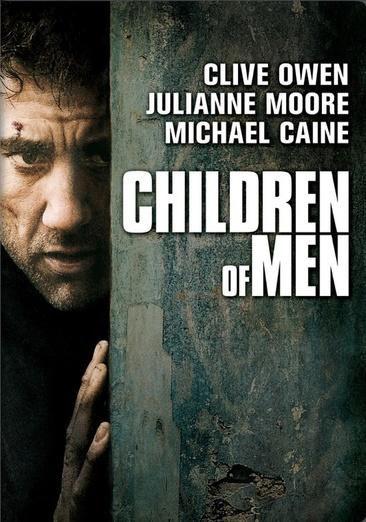 STUDIO DISTRIBUTION SERVI CHILDREN OF MEN (DVD) (WS/ENG SDH/SPAN/FRENCH/DOL DIG 5.1) D61032513D