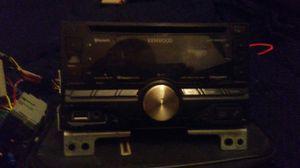 Kenwood car radio w/bluetooth for Sale in Lynchburg, VA