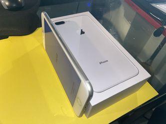 IPhone 8 Plus Silver 64 GB Thumbnail