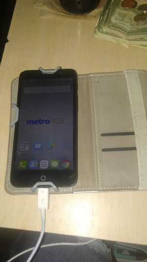 New alcatel tru through metro with case excellent cond. for sale  Tulsa, OK
