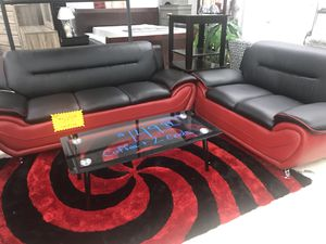 LIVING ROOM SET SOFA AND LOVESEAT ON SALE for Sale in Adelphi, MD