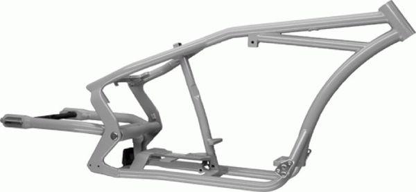 Harley FXR chopper and Evo Softail chopper frames for Sale in ...