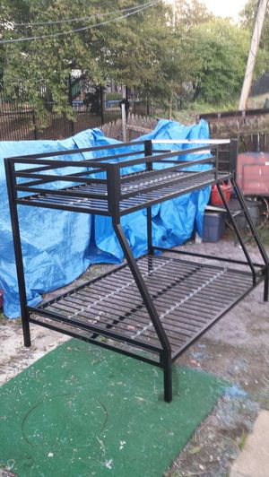 Twin Over Full Bunk Bed for Sale in Washington, DC