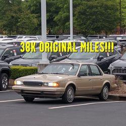 1993 Buick Century Thumbnail