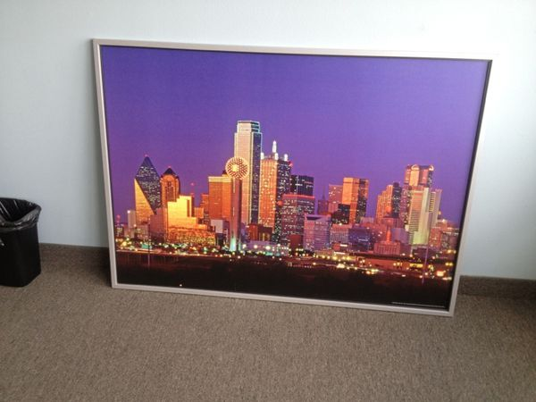 Ikea Klamby picture of Dallas Skyline for Sale in Dallas, TX ... on amc theaters dallas, belk dallas, storehouse dallas, cabelas dallas, arhaus dallas, the dump dallas, federal reserve bank dallas, bass pro shops dallas, frys dallas, seoul garden dallas, ups dallas, shops at legacy dallas, imax dallas, krispy kreme dallas, she wants the d dallas, saks fifth avenue dallas, goodwill dallas, micro center dallas, ticketmaster dallas, at&t dallas,