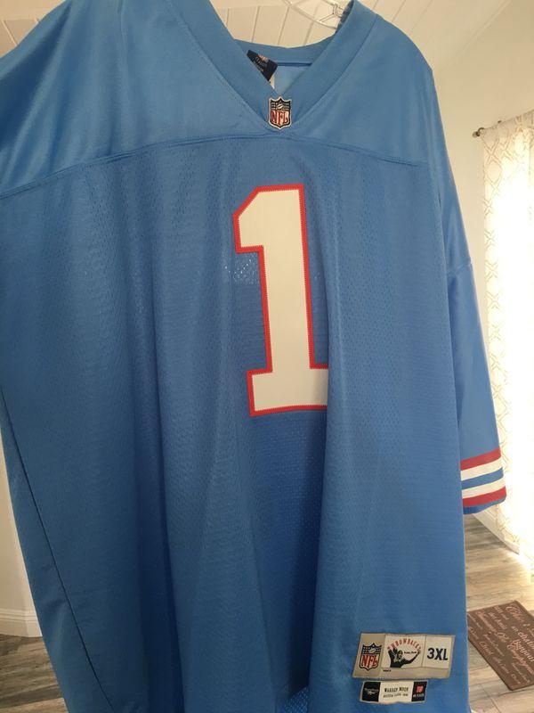 Houston Oilers Warren Moon throwback Jersey 3xl for Sale in Anaheim ... fb38ec5fe