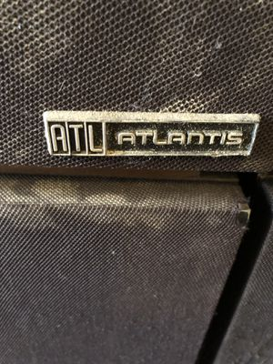 RARE ATLANTIS ATL ORACLE FOUR SPEAKERS for Sale in Kent, WA - OfferUp