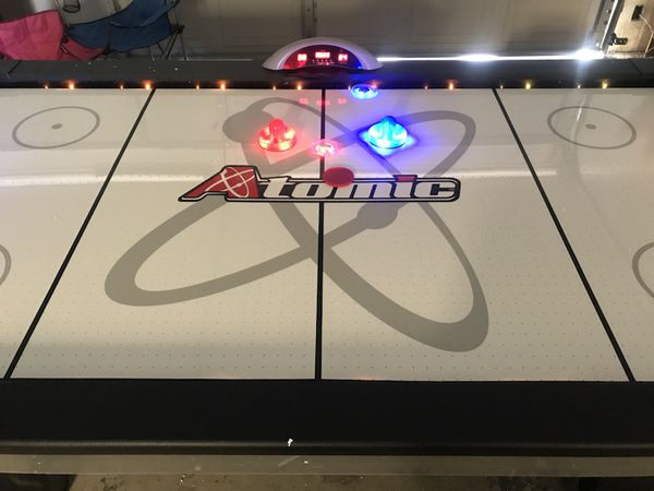 Atomic Air Hockey Table For Sale In Fowler Ca Offerup